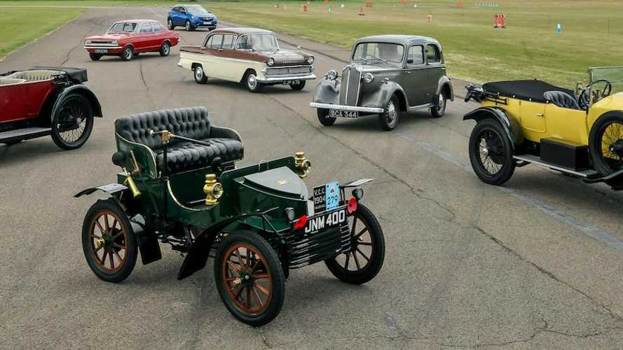 Vauxhall Heritage celebrates 25 years with upcoming open day