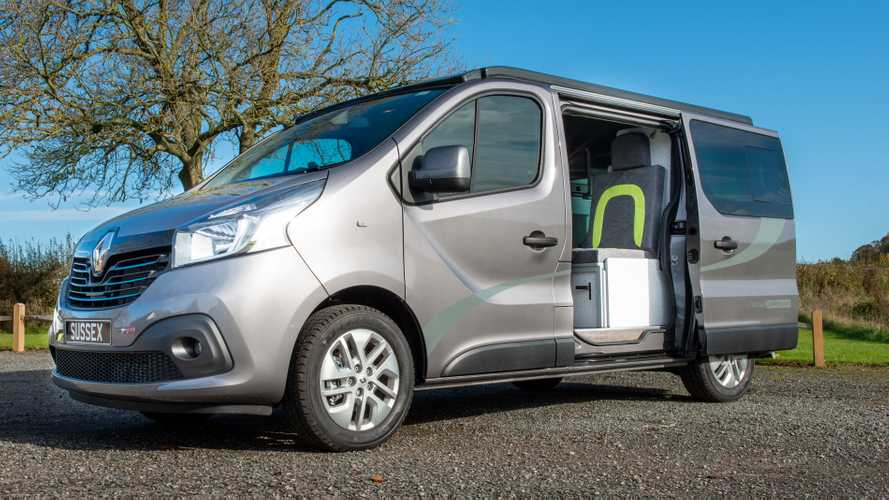 Renault Trafic de Sussex Campervans