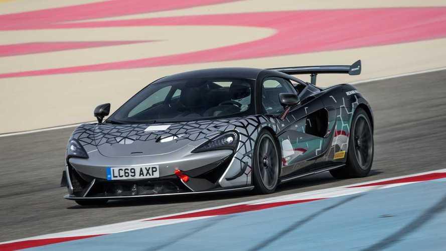 McLaren 620R - De la piste à la route