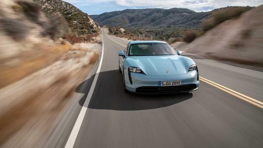 Porsche Taycan 4S: First Drive