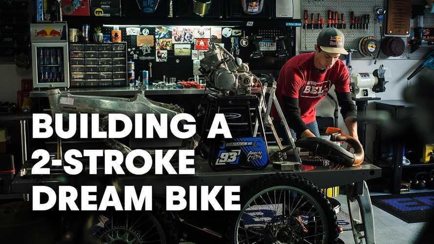Watch Stunt Rider Aaron Colton Resurrect A Honda Dirt Bike