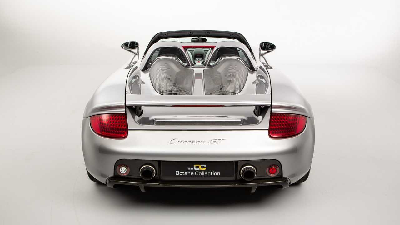 67000 Mile Porsche Carrera Gt Shows Cars Are Meant To Be Driven