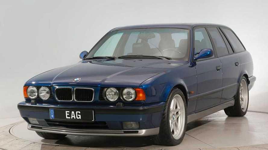 Une BMW M5 Touring à vendre aux États-Unis