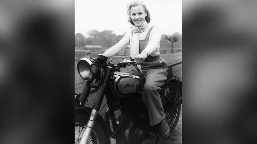 Honor Blackman, WWII Bike Dispatch And Bond Girl, Dies At 94