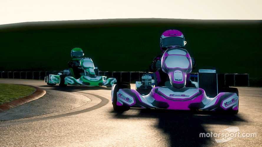 Motorsport UK launches Karting Esports Championship
