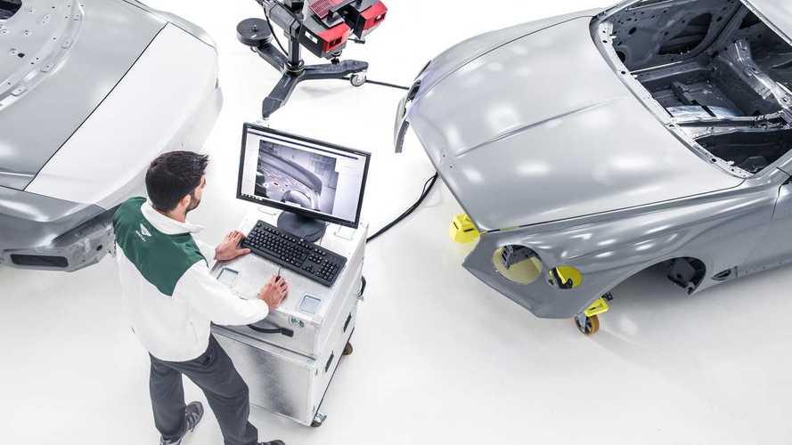Take a look inside Bentley's metrology department