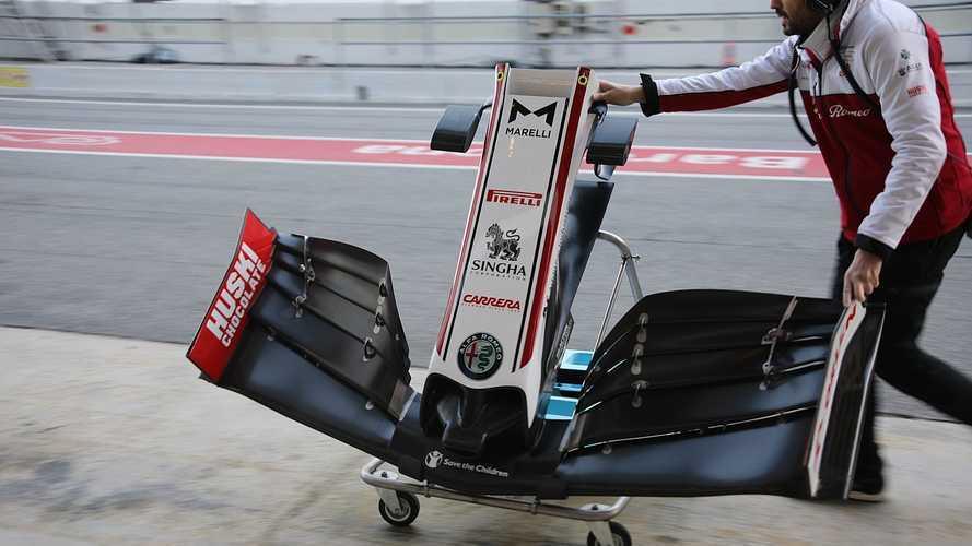 F1, Alfa Romeo: la nuova ala della C39 ha convinto subito