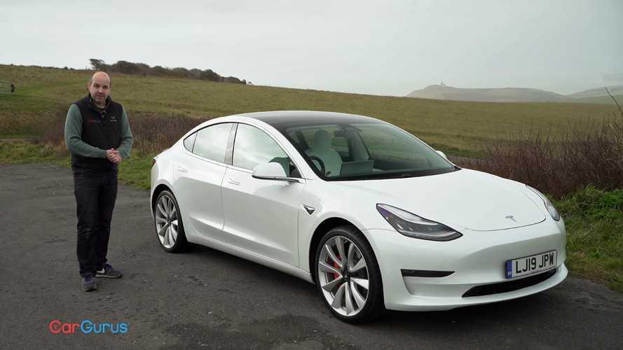 UK Tesla Model 3 Review Calls It 'A Slice Of Genius'