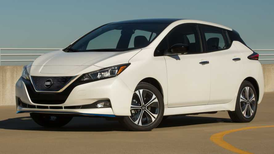2020 Nissan Leaf Starts At $31,600 And Has More Standard Kit