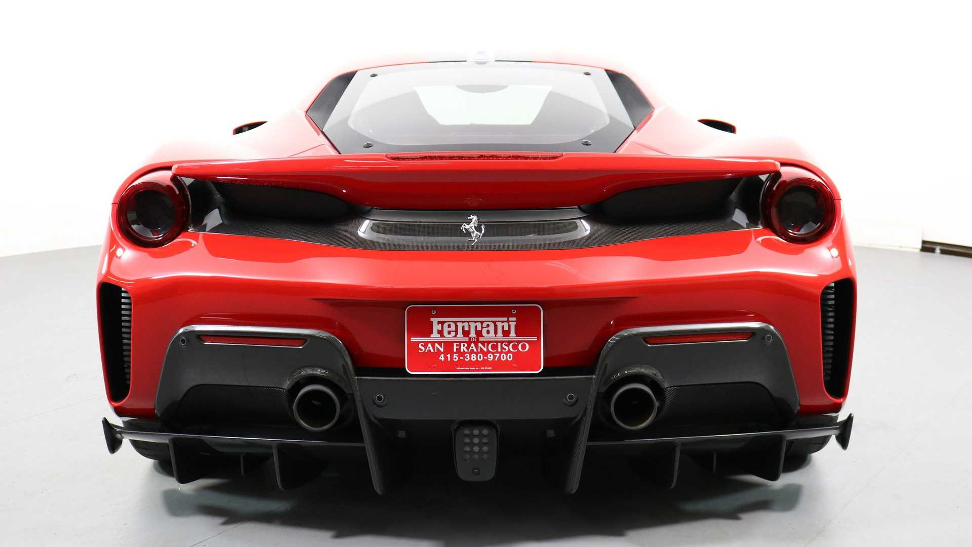 """[""""Eat Up The Track With This 2019 Ferrari 488 Pista""""]"""