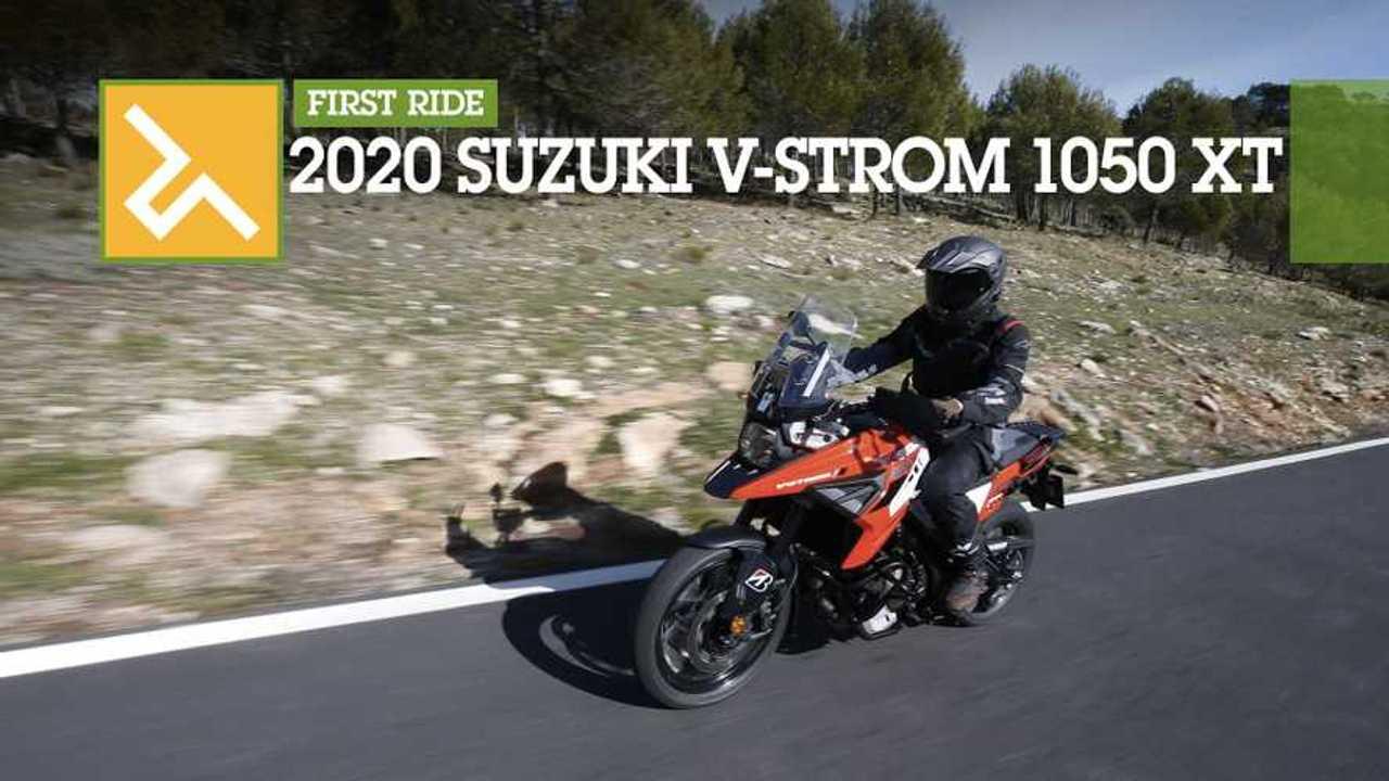 2020 Suzuki V-Strom 1050 XT Main