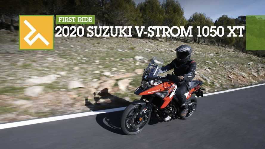 First Ride: 2020 Suzuki V-Strom 1050 XT