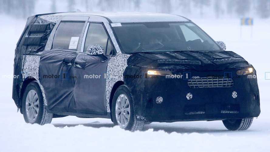 New Kia Sedona Coming To New York Auto Show In April: Report