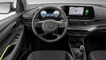 2020 Hyundai i20 iç fotoğraflar