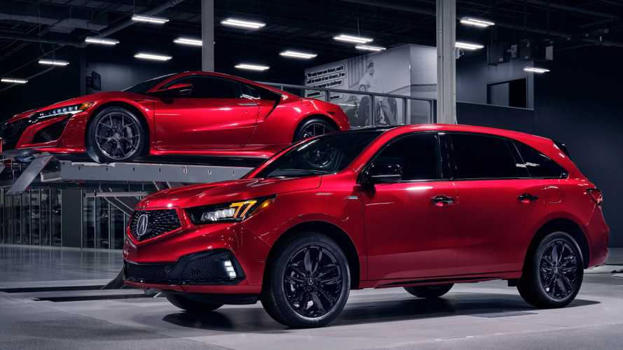 Handcrafted 2020 Acura MDX PMC Priced From $63,745