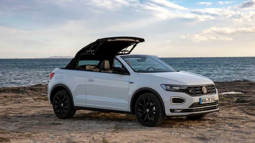 Tető nélkül is remekül mutat a 10 milliótól induló Volkswagen T-Roc