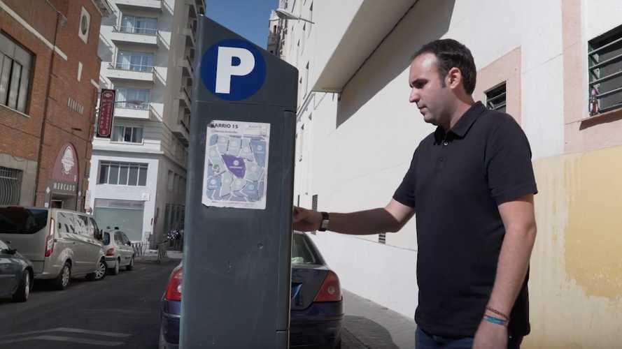 Madrid 'apaga' los parquímetros de las inmediaciones de los hospitales