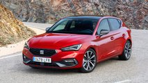 Seat Leon (2020) On Location