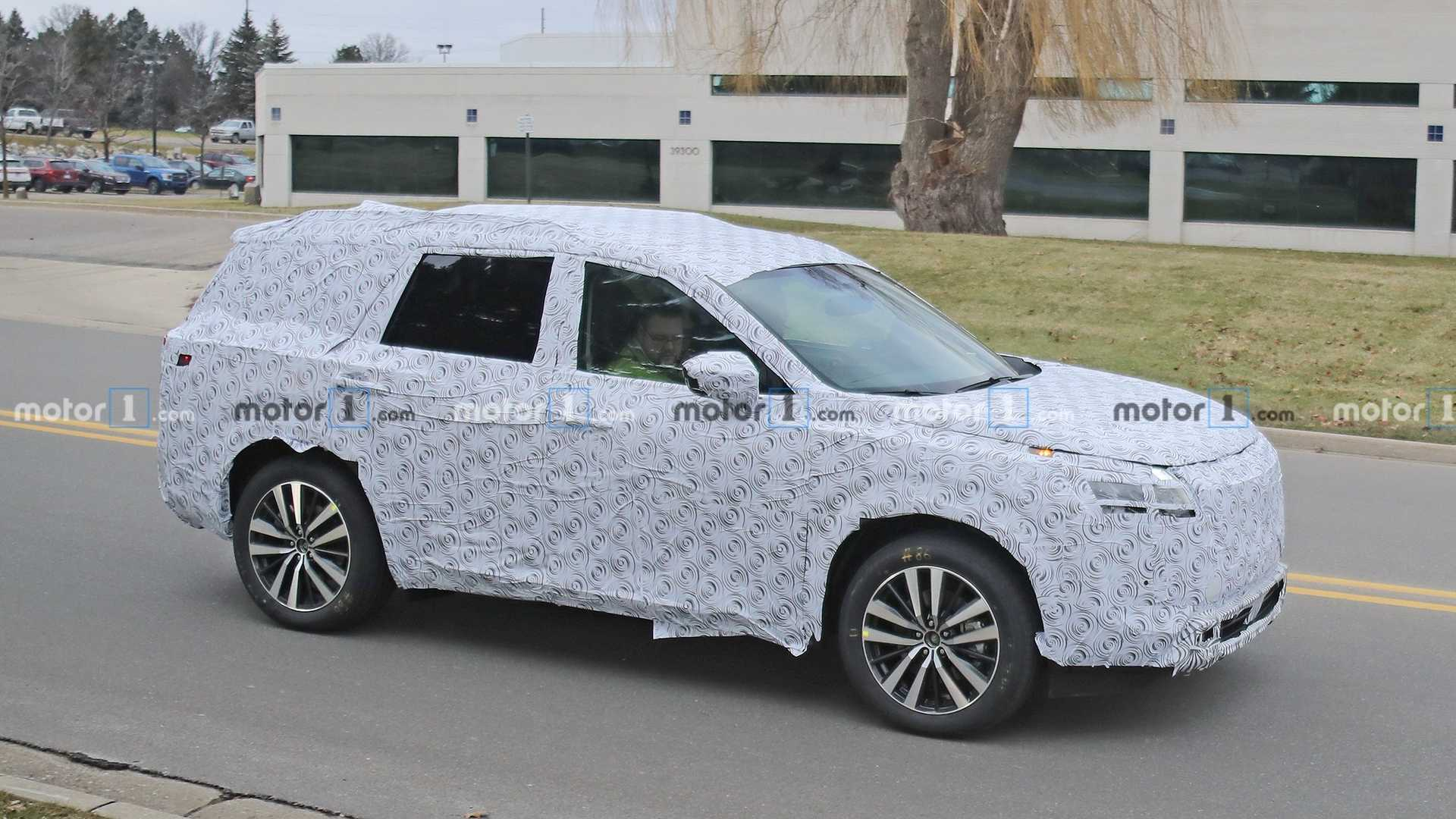 2021 Nissan Pathfinder Price and Review