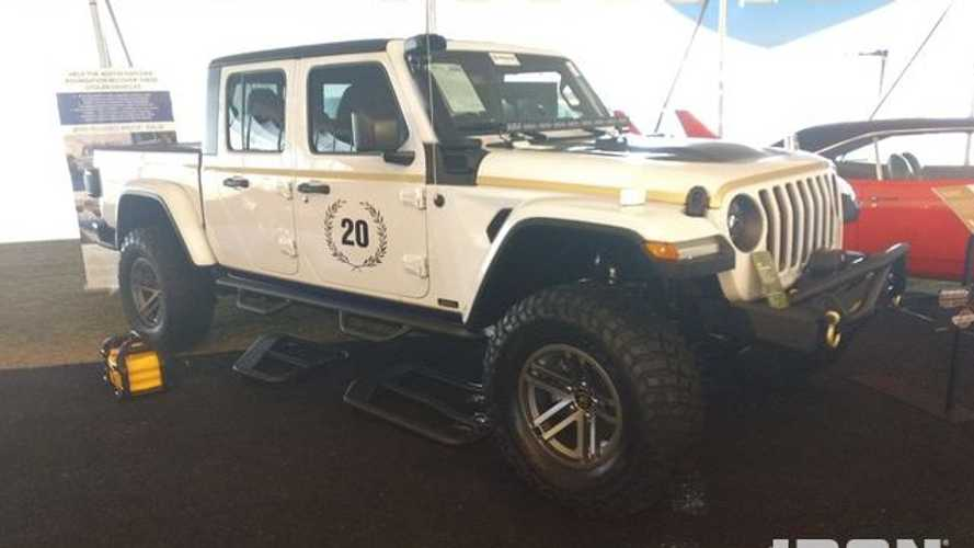 Children's Cancer Charity Rebounds With $145K Jeep Gladiator Auction