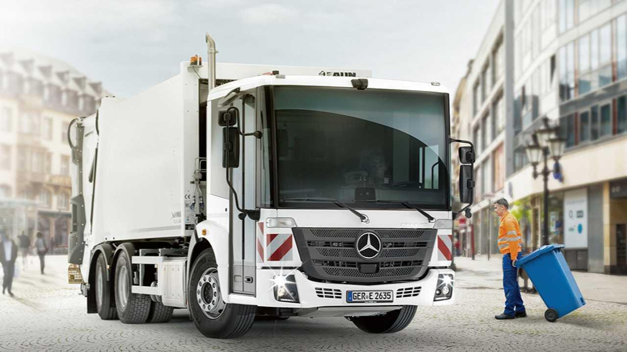 Mercedes-Benz Econic (ICE)