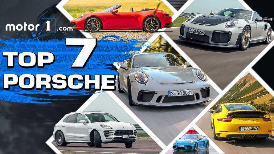 Das sind unsere 7 besten Porsche-Videos