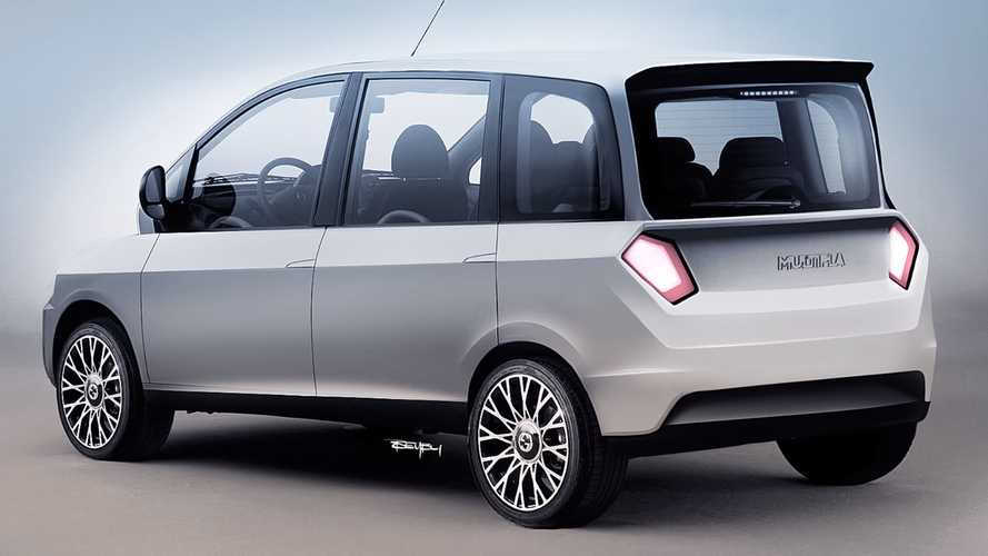 Illustrations Fiat Multipla (2019)