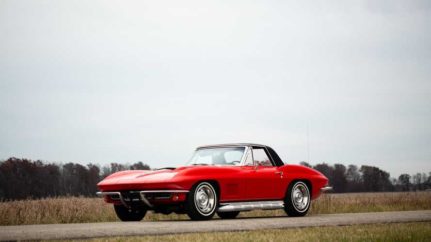 Own This '67 Corvette That Was Restored After Sitting For 42 Years