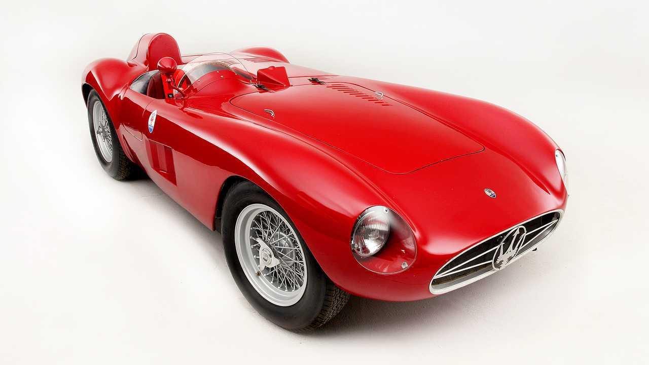 Maserati 300S (1955) - 4,7 millones de euros