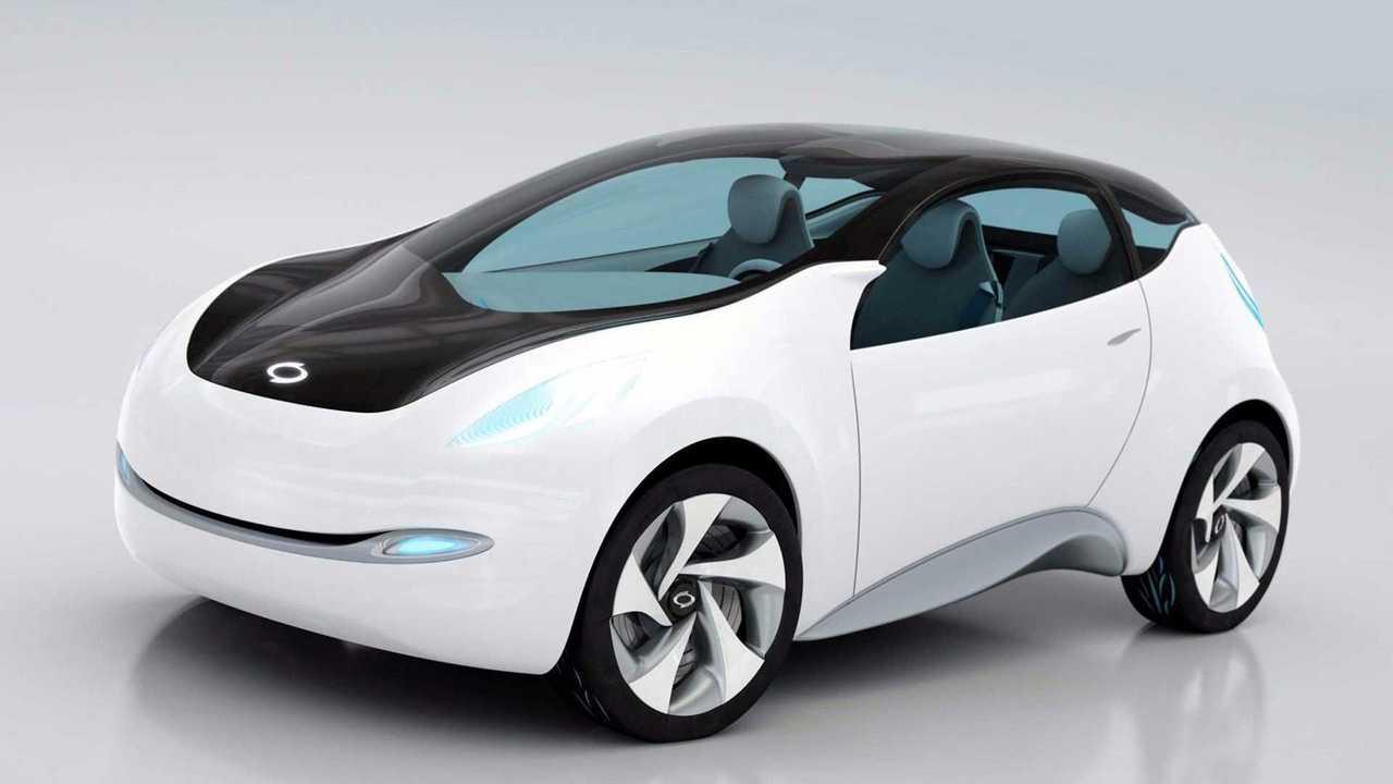 Renault Samsung eMX Concept 2009