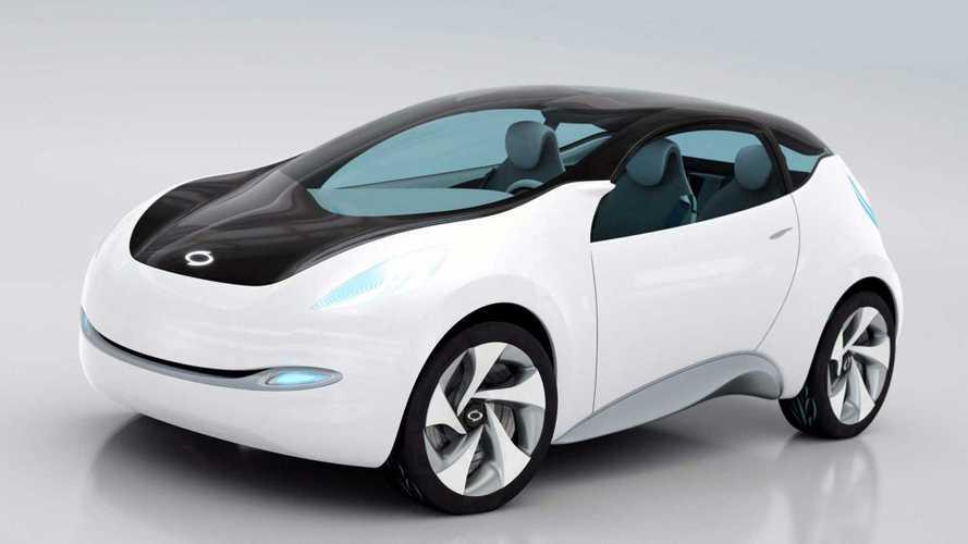 Concept oublié - Renault Samsung eMX (2009)