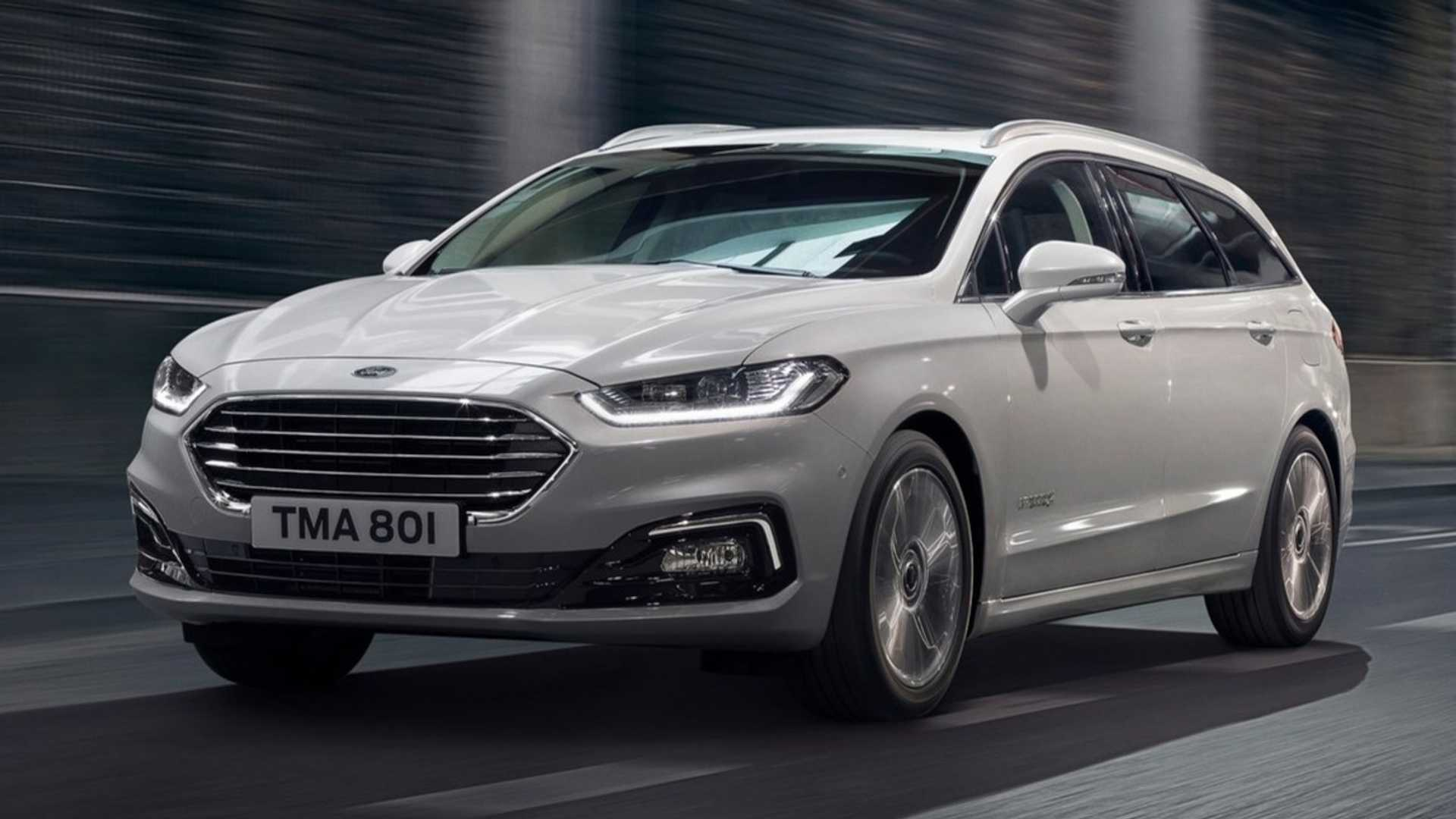 New Ford Mondeo Allegedly Confirmed For Next Year
