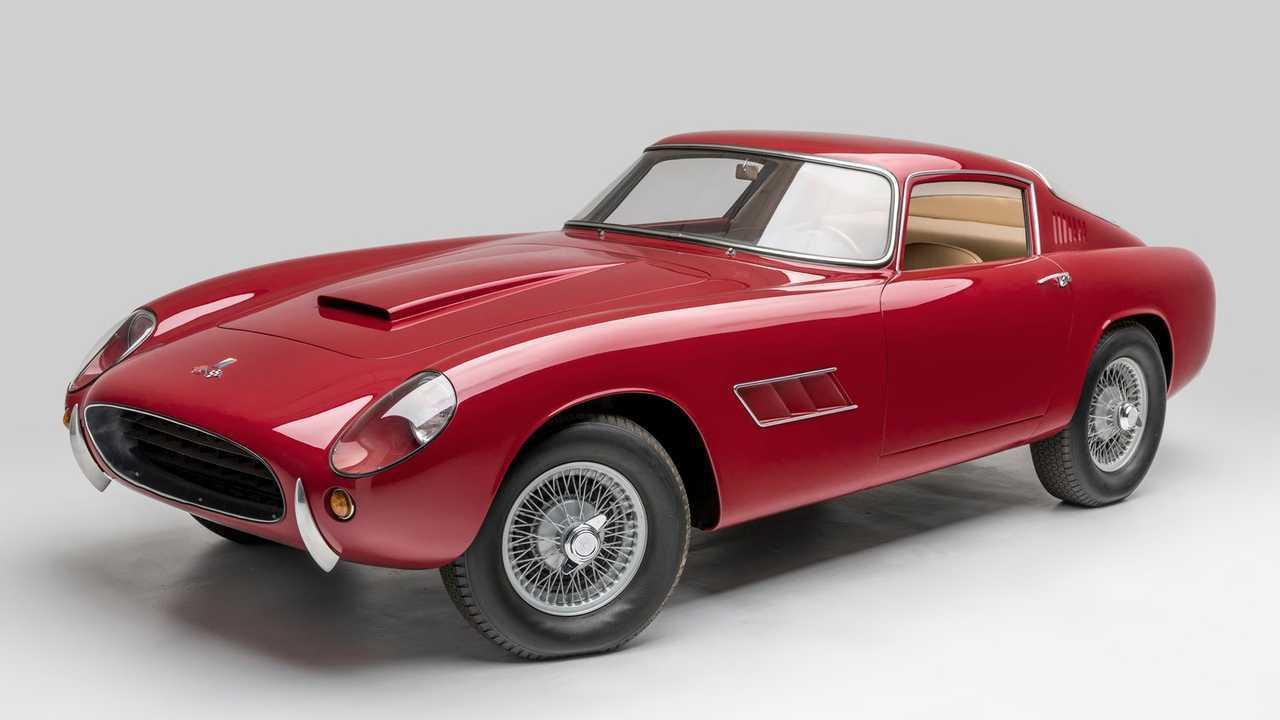 The Tale Behind Carroll Shelby's Scaglietti Corvette