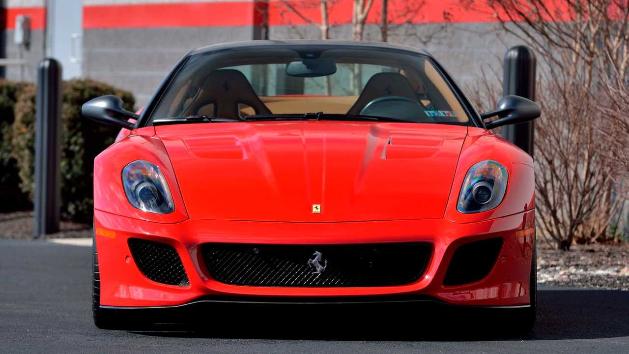 Rare Ferrari 599 Gto With Just 168 Miles Heading To Auction