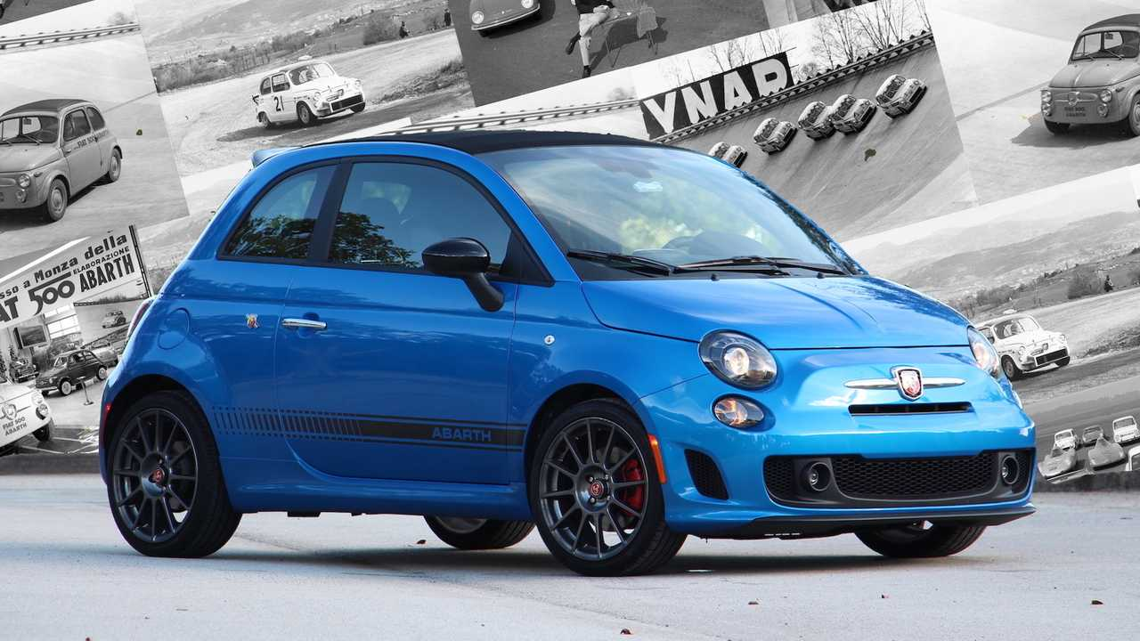 2019 Fiat 500 Abarth: Feature