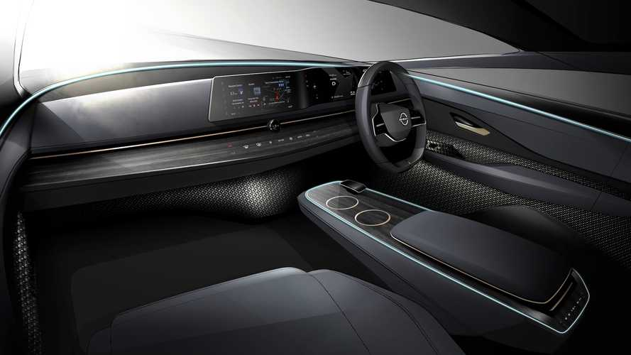 "Nissan Ariya Concept's ""Wave"" Infotainment"