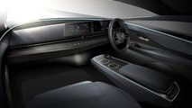 Nissan Ariya Concept's 'Wave' infotainment