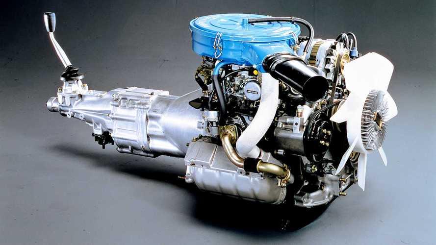 История роторных Mazda