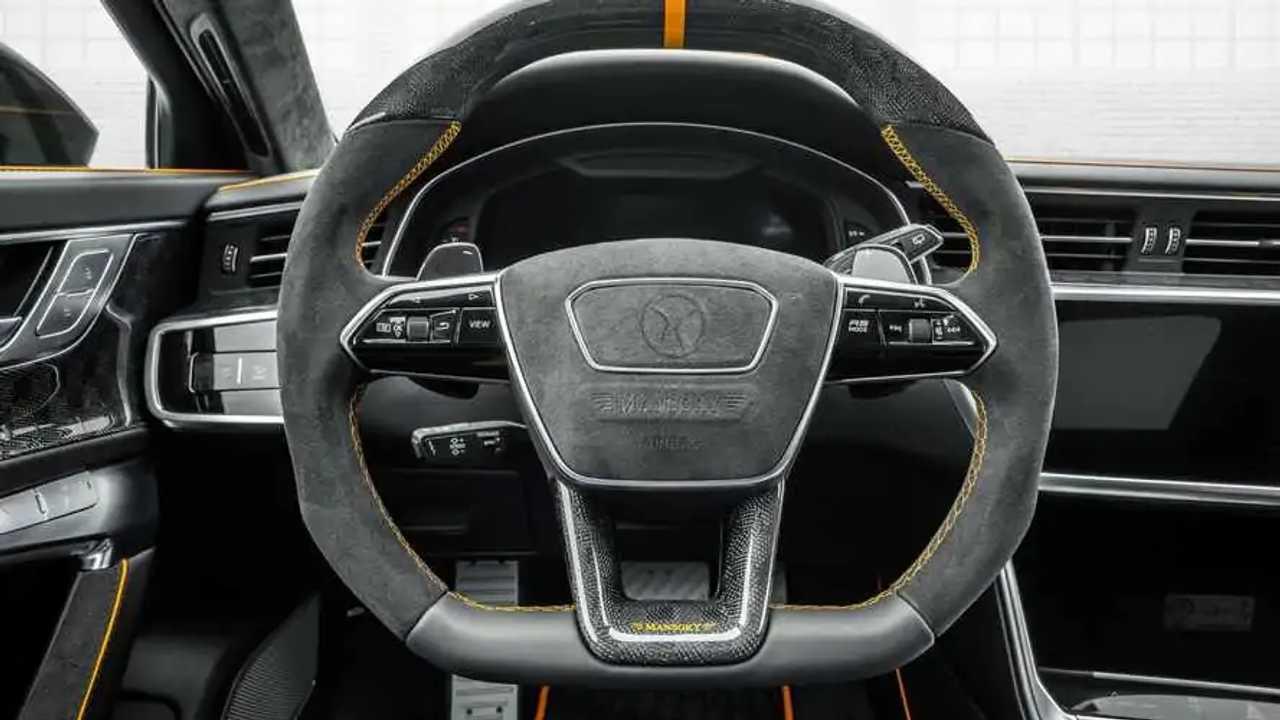 2021 Audi RS6 Avant by Mansory - 4808540