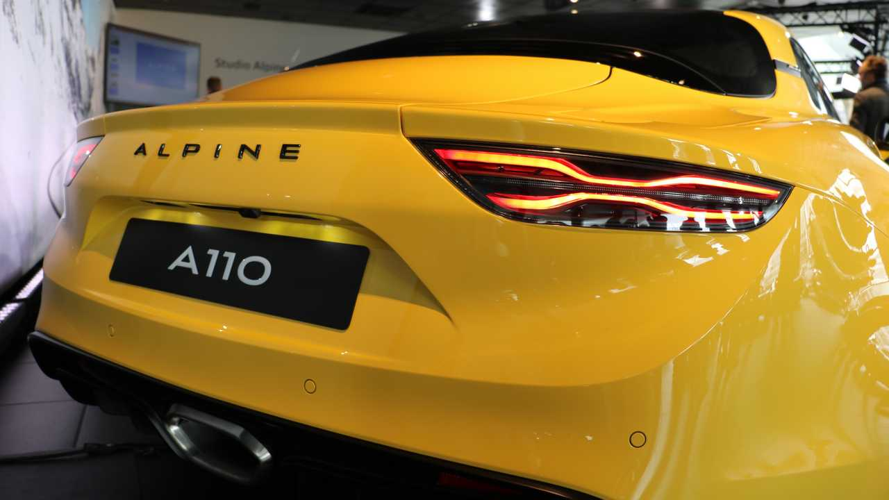 Alpine A110S Color Edition
