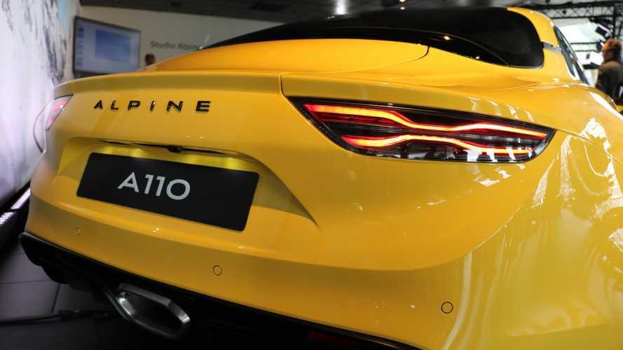 Renault'nun yeni performanslı modelleri Alpine adı altında çıkabilir