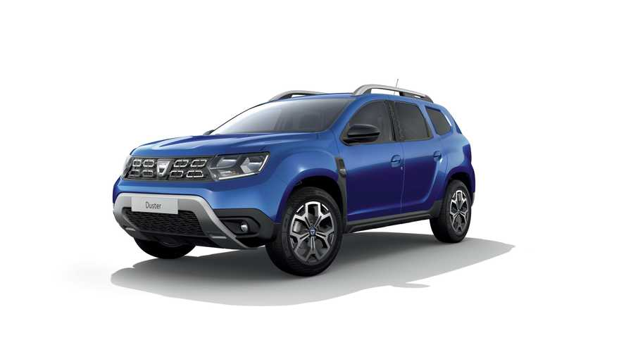 Dacia Duster und Sandero Stepway Celebration