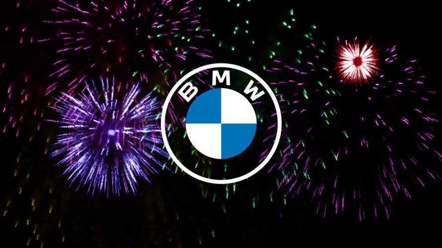 BMW не будет украшать новым логотипом свои автомобили