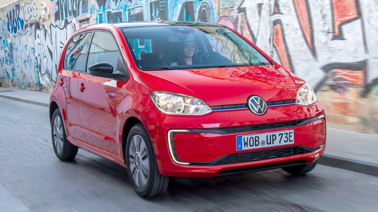 Die Elektro-Zukunft von VW: VW e-Up