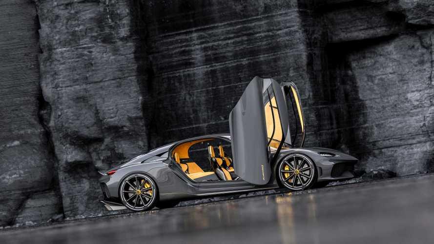 Koenigsegg Gemera, l'hypercar 4 posti e 3 cilindri