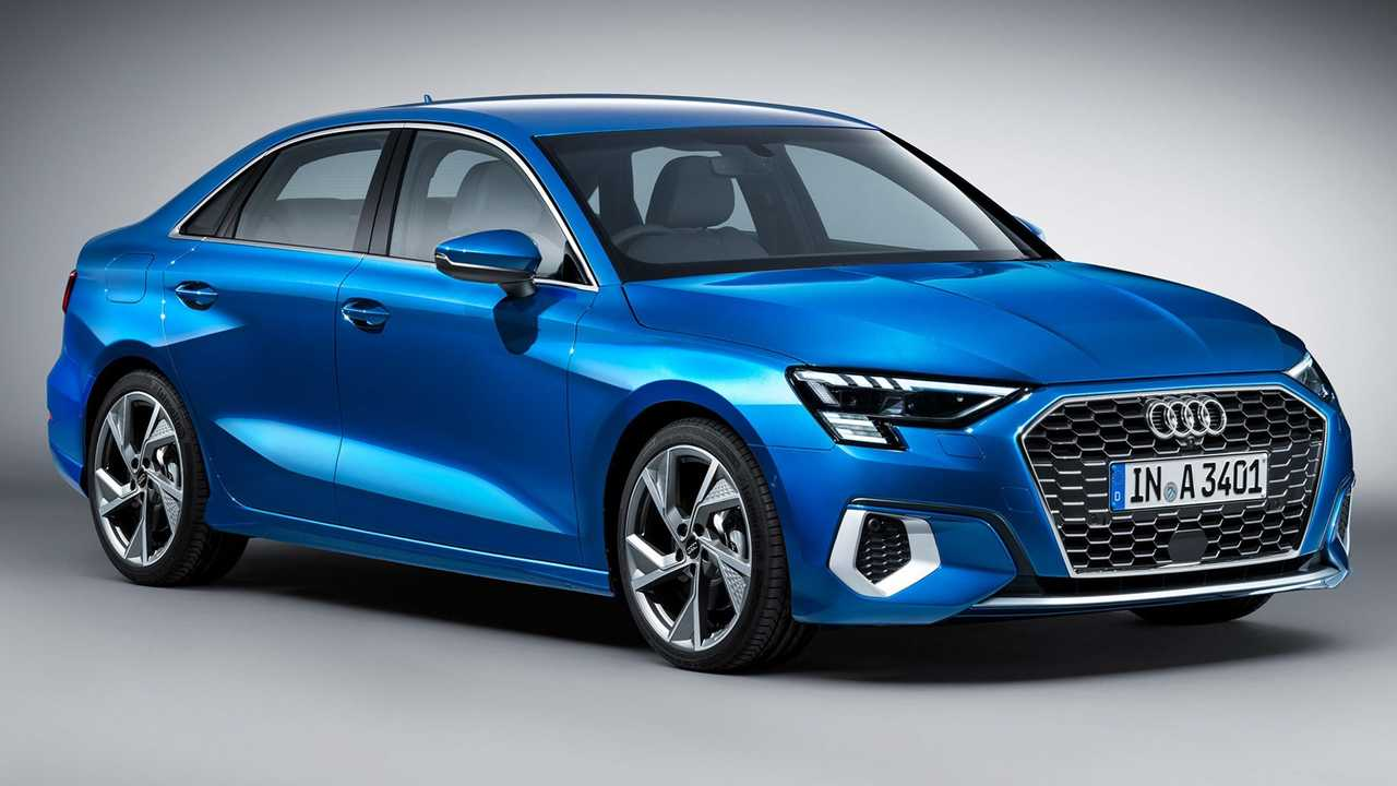 2021 audi a3 sedan rendering looks predictably upscale