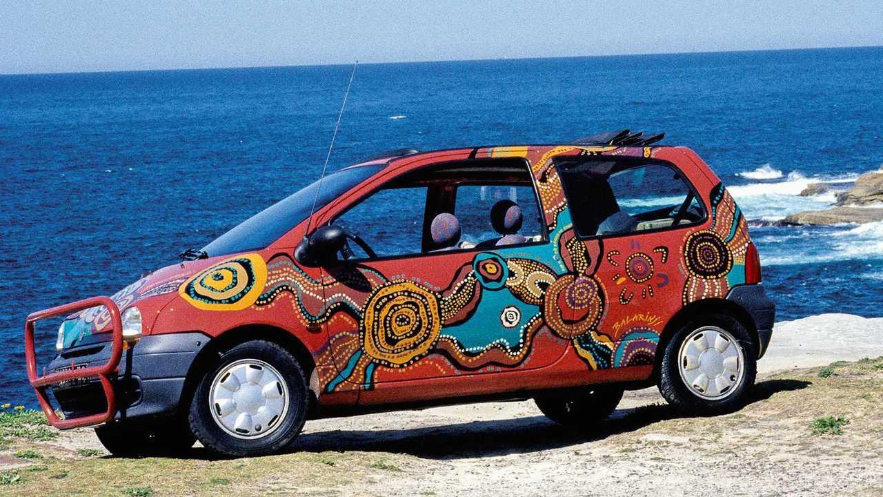 La Renault Twingo en Australie
