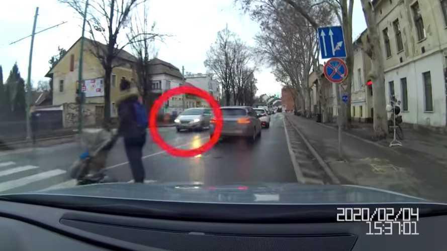 Videó: újabb csokornyi szabályszegőt kapcsolt le a rendőrség