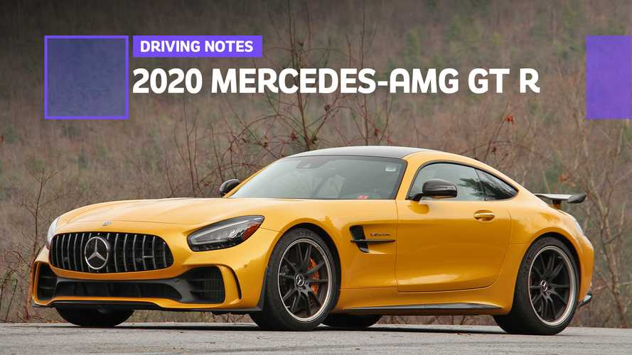 2020 Mercedes-AMG GT R Driving Notes: Rated R