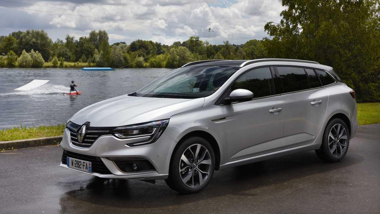 Renault Mégane Grandtour: 1.700 Kilo